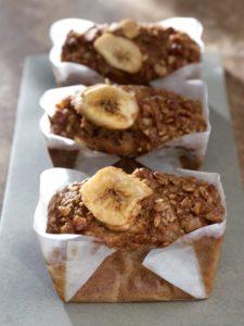 Banana Breakfast Loaf