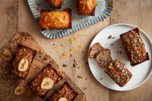 Breakfast Loaf Range