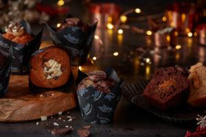 Lidl Premium Christmas Muffins