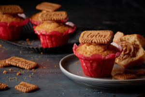 Lotus Biscoff Muffin