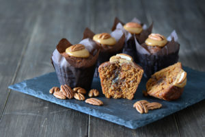 Maple & Pecan Muffin