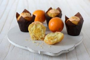 Orange, Mango & Passionfruit Muffin